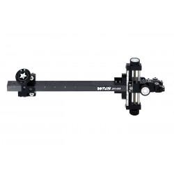 Прицел для блочного лука WNS SPC-300 MICRO ADJUST 10/32 CARBON EXT