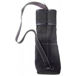 Колчан Заспинный кожаный Дервиш