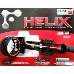 Прицел Fuse Helix Gang 5 Pin Black для блочного лука